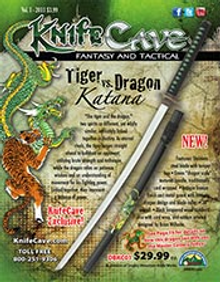 Picture of Knife Cave from Knife Cave catalog
