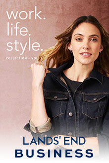 Picture of lands end business catalog from Lands' End Business catalog