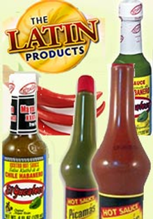 Picture of Mexican grocery from The Latin Products catalog