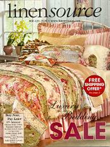 Picture of Linen Source from linensource - 30 years of quality bedding catalog