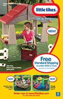 Picture of little tike toys from Little Tikes - OLD catalog