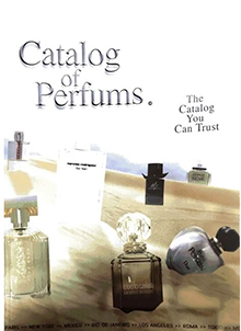 Picture of luxury perfume from Luxury Perfume catalog