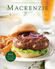 Picture of gourmet food online from Mackenzie Limited catalog