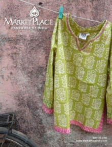 Picture of India women's clothing from Marketplace Handwork of India catalog