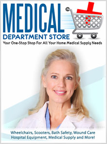 Picture of medical department store from Medical Department Store catalog