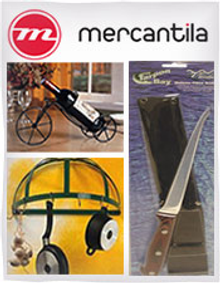 Picture of kitchen carts and islands from Mercantila Kitchen catalog