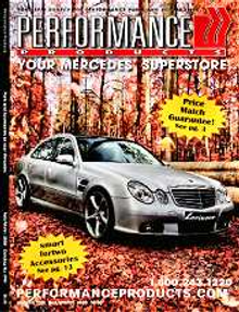 Picture of Mercedes auto parts from Mercedes ® - Performance Products catalog