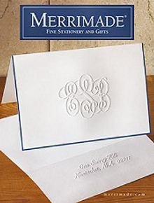 Picture of card stock paper envelopes from Merrimade  catalog