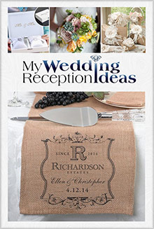 Picture of fun wedding reception ideas from My Wedding Reception Ideas catalog