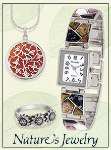 Picture of affordable fine jewelry from Nature's Jewelry - Potpourri Group