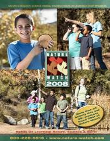 Picture of elementary science activities from  Nature Watch catalog