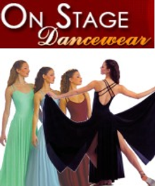 Picture of jazz dance costumes from On Stage Dancewear catalog