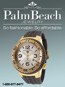 Picture of fashion jewelry necklaces from PalmBeach Jewelry catalog