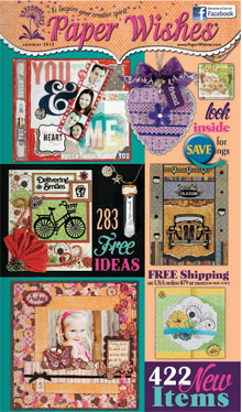 Picture of paper wishes from Paper Wishes catalog