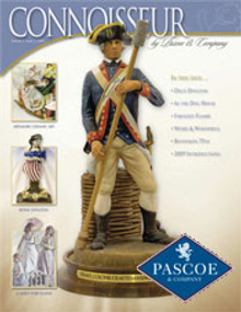 Picture of Royal Doulton figurines from Pascoe - Royal Doulton Collectibles catalog