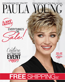 Picture of Paula Young wigs from Paula Young - Specialty Commerce catalog
