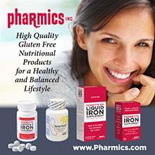 Picture of pharmics catalog from Pharmics catalog