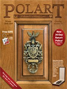Picture of polish collectibles from POLART - Poland by Mail catalog