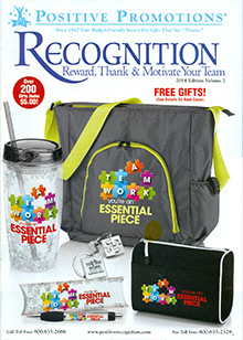 Picture of positive promotions promo code from Positive Promotions catalog