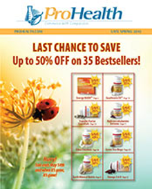 Picture of ProHealth from ProHealth catalog