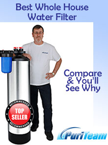 Picture of best water filter systems from PuriTeam catalog