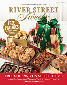 Picture of online candy stores from River Street Sweets