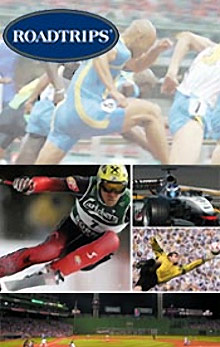 Picture of sports travel and tours from Roadtrips catalog