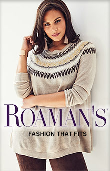 Picture of Women's Clothing from Roaman's - Full Beauty Brands catalog