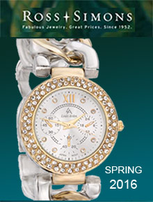 Picture of jewelry catalogs from Ross-Simons - Luxury Brand Holdings catalog