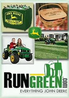 Picture of John Deere accessories from Run Green catalog