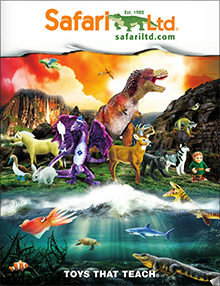 Picture of safari ltd catalog from Safari catalog