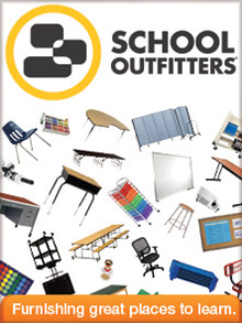 Picture of school outfitters from School Outfitters catalog