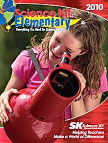 Picture of elementary science projects from Science Kit Elementary catalog