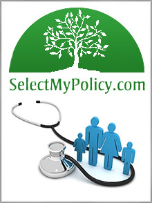 Picture of select my policy health catalog from Select My Policy Health catalog
