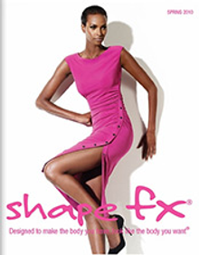 Picture of shaping swimwear from Shape FX - Shapewear catalog