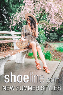 Picture of shoeline from Shoeline.com - H.H. Brown Shoe Company