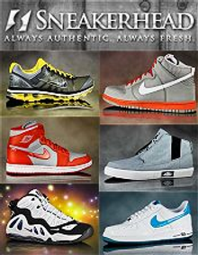 Picture of sneakers for sale from Sneakerhead.com catalog