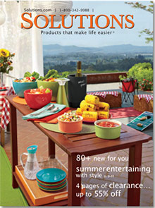 Picture of Solutions catalog from Solutions Catalog - Indoors catalog