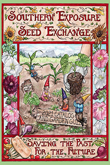 Picture of southern exposure seed exchange from Southern Exposure Seed Exchange
