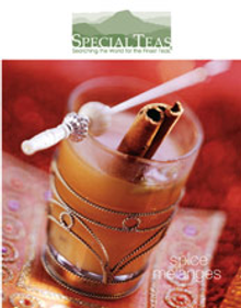 Picture of loose leaf tea from SpecialTeas catalog