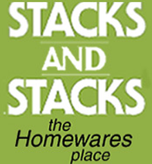 Picture of home organizer storage solutions from Stacks and Stacks  catalog