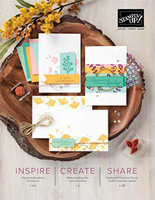 Picture of  from Stampin Up catalog