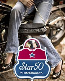 Picture of unique purses from Star 50 Handbags catalog