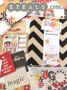 Picture of steals.com scrapbooking from Steals.com - Scrapbooking catalog