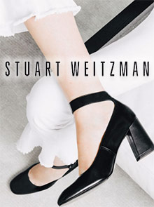 Picture of stuart weitzman shoe catalog from Stuart Weitzman catalog