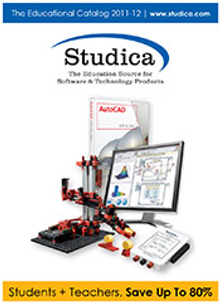Picture of best educational software from Studica catalog