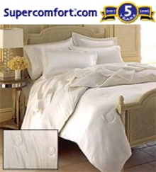 Picture of comforter sets from Supercomfort.com catalog
