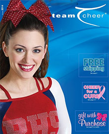 Picture of team cheer from Team Cheer catalog