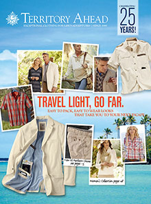 Picture of territory ahead catalog from Territory Ahead catalog
