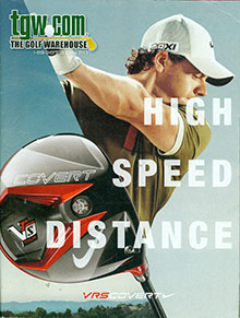 Picture of online golf supplies from TGW.com - The Golf Warehouse catalog
